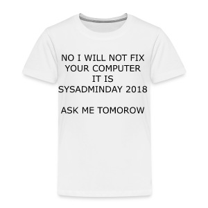 fixpc - Kids' Premium T-Shirt