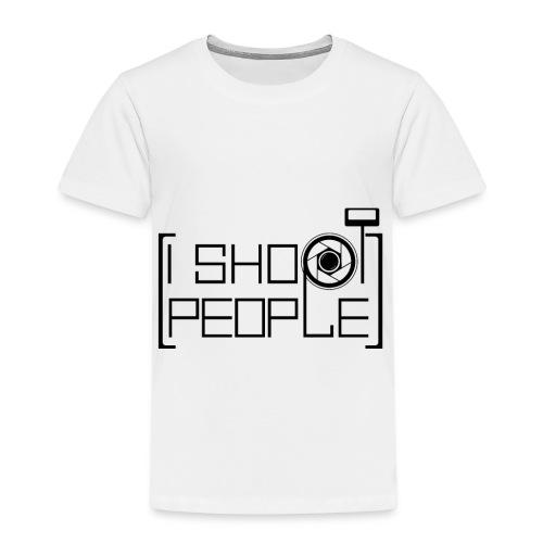Ich fotografiere gern Menschen Shirt - Kinder Premium T-Shirt