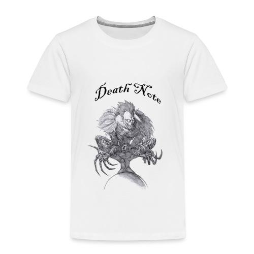 death note t-shirt - T-shirt Premium Enfant