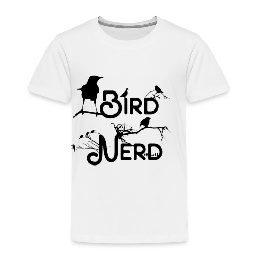 Bird Nerd - Kinder Premium T-Shirt