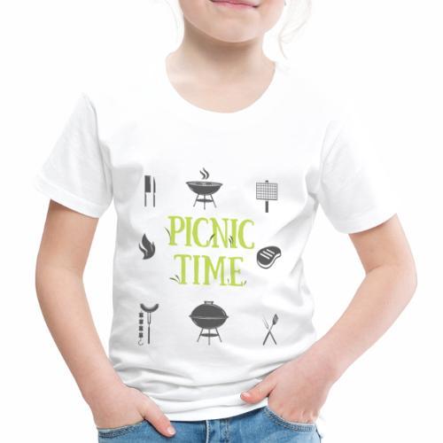picnic time - T-shirt Premium Enfant