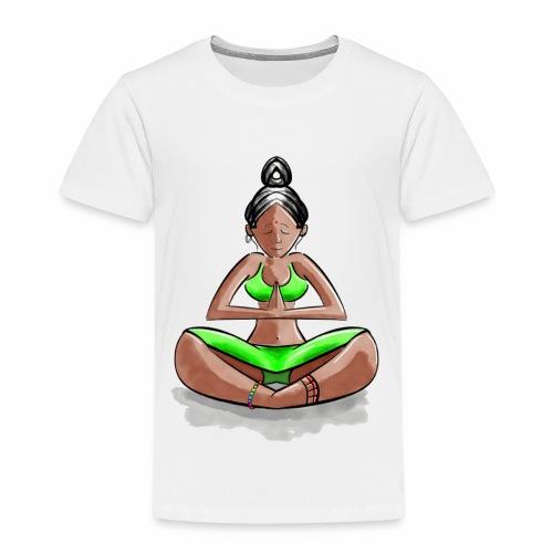 Simran Meditation - Kids' Premium T-Shirt
