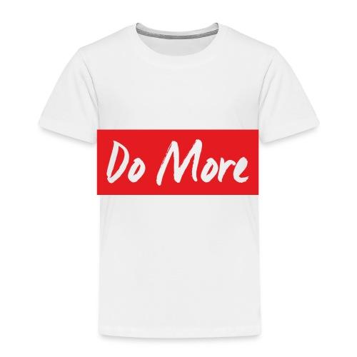 white logo color background - T-shirt Premium Enfant