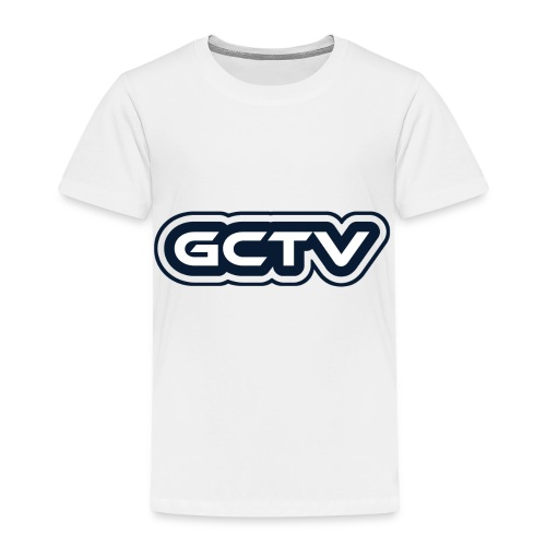 GCTV Navy - Kids' Premium T-Shirt