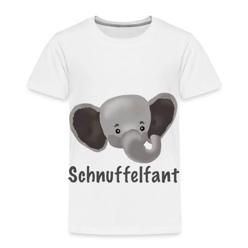 Motiv Schnuffelfant - Kinder Premium T-Shirt