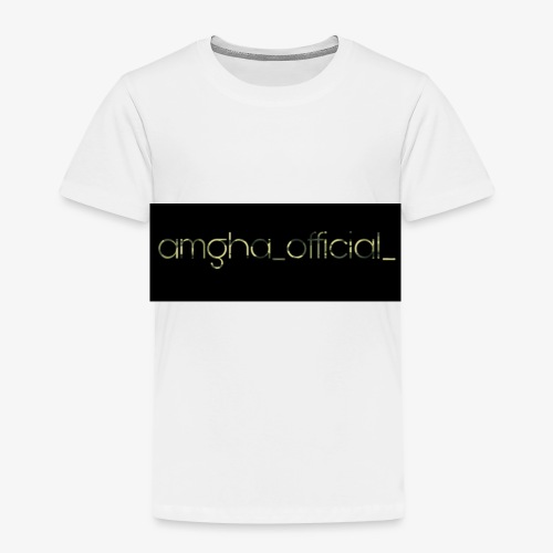 amgha_official_ - Kinder Premium T-Shirt