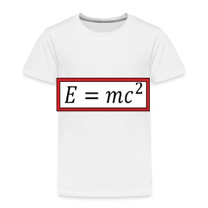 e = mc^2 - Kids' Premium T-Shirt