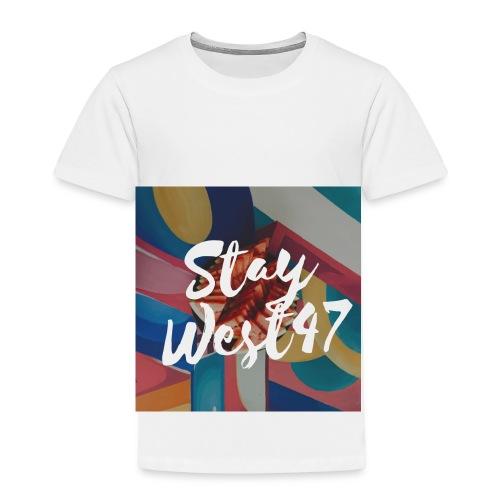 Mr WEST 47 - Kinder Premium T-Shirt