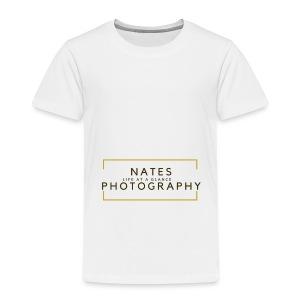 Nates photography 2.0 - Kids' Premium T-Shirt