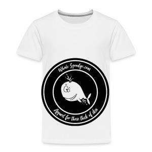 Whale Spoodge Branded Range - Kids' Premium T-Shirt