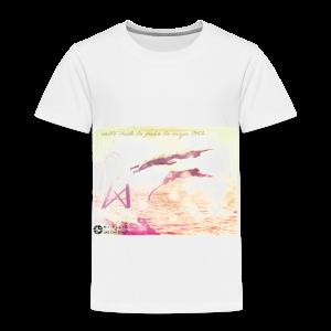 Salto desde Peña la Vieja - Camiseta premium niño