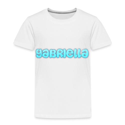 Walltz Gabriella merch - Premium-T-shirt barn
