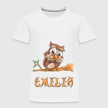 Owl Emilia - T-shirt Premium Enfant