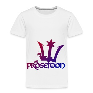 Proseidon Logo Original Colours - Kinder Premium T-Shirt