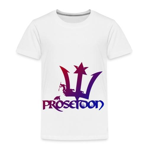Proseidon Logo Original Colours - Kinder Premium T-Shirt