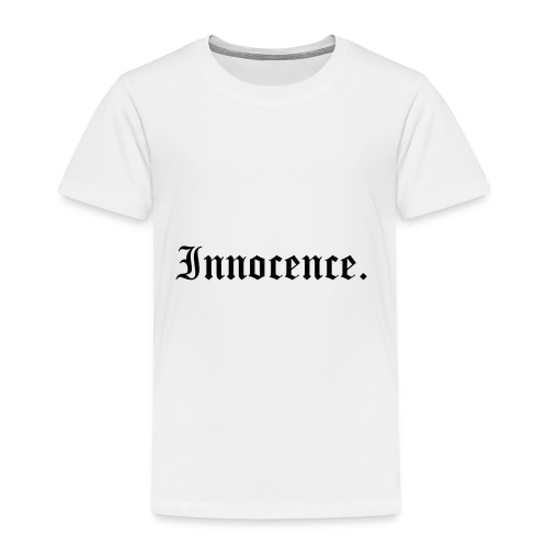 Innocence Old English Style - Kinder Premium T-Shirt