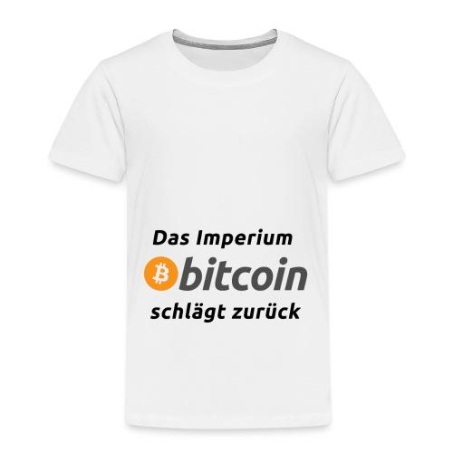 Das Imperium schlägt zurück - Kinder Premium T-Shirt