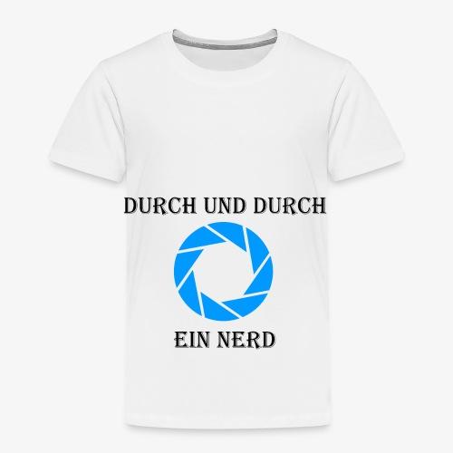 Nerd durch und durch - Kinder Premium T-Shirt
