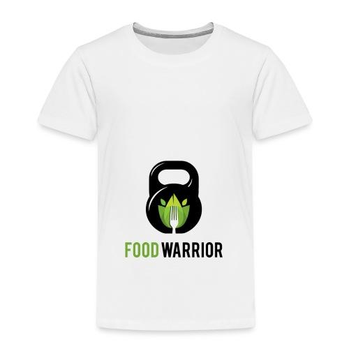 FoodWarrior Official Logo - T-shirt Premium Enfant
