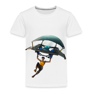 fortnite parachute - T-shirt Premium Enfant