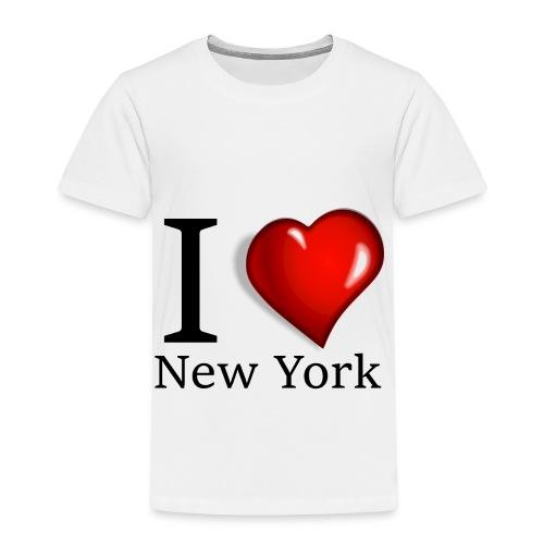 New York Love - Kinder Premium T-Shirt
