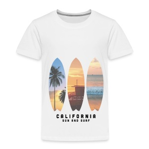 Cali Palms - Camiseta premium niño