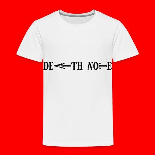 Death Note - Camiseta premium niño