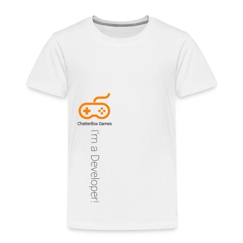 I'm a Developer! - Kids' Premium T-Shirt