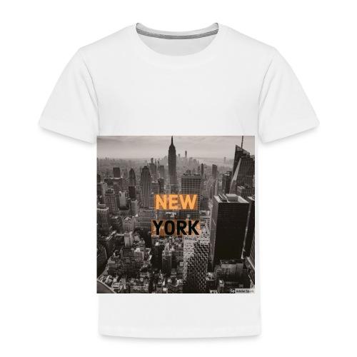 New york - Kinder Premium T-Shirt