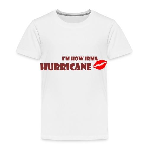IRMA - Camiseta premium niño