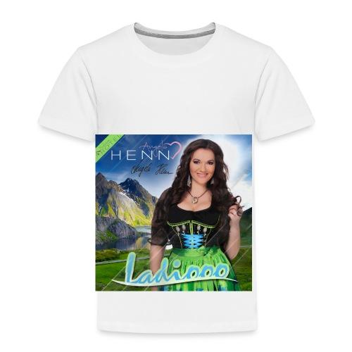 Ladiooo mit Unterschrift - Kinder Premium T-Shirt