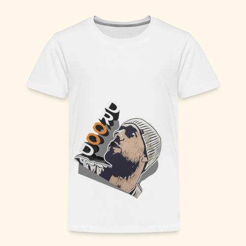 DroodlocksTV Face 3D - Kinder Premium T-Shirt