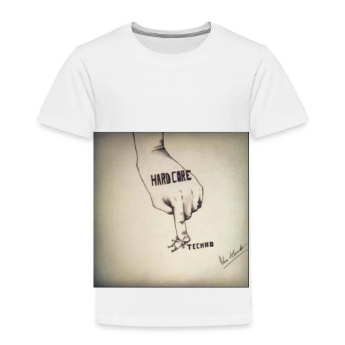DerHardstyle.ch Hard_Core Techno - Kinder Premium T-Shirt
