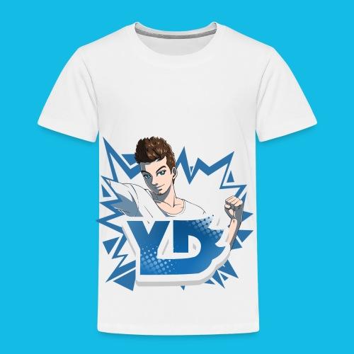 Avatar + Logo - Kinder Premium T-Shirt