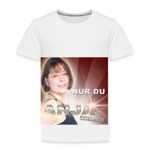 Anja Herbig - Nur du - Kinder Premium T-Shirt
