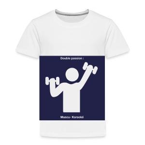 muscu 2 - T-shirt Premium Enfant