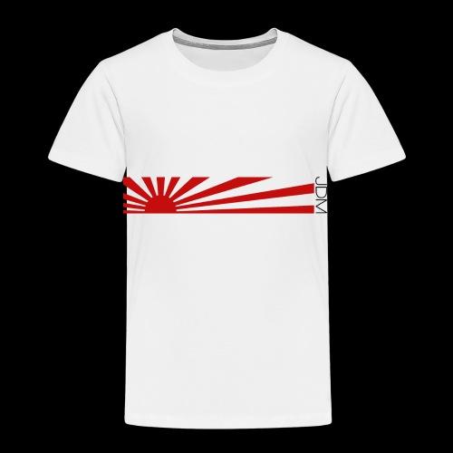 JDM flag design - Kids' Premium T-Shirt