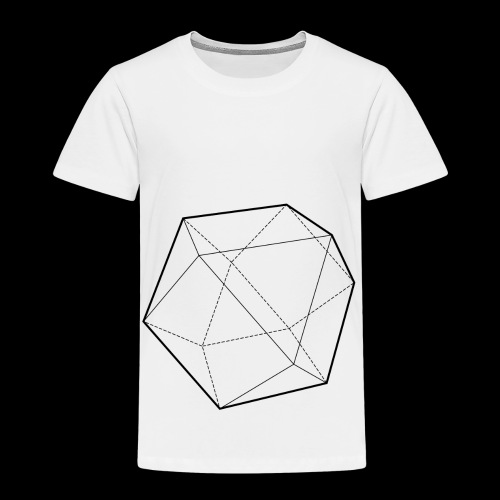 Minimal desing Geometrical Figures - Camiseta premium niño