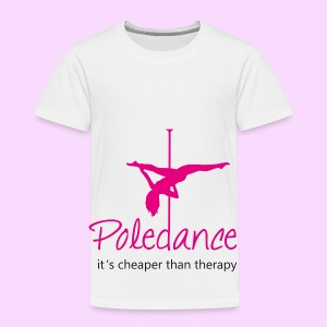 Poledance - Kinder Premium T-Shirt