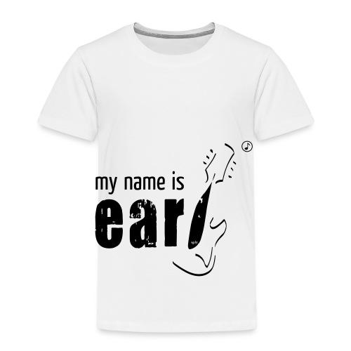 Logo my name is earl - Kinder Premium T-Shirt