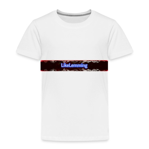 LikeLemming Banner - Kinder Premium T-Shirt