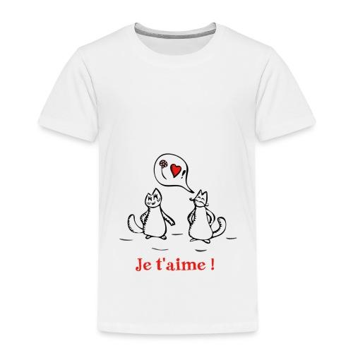 Ah, l'amour ! - T-shirt Premium Enfant