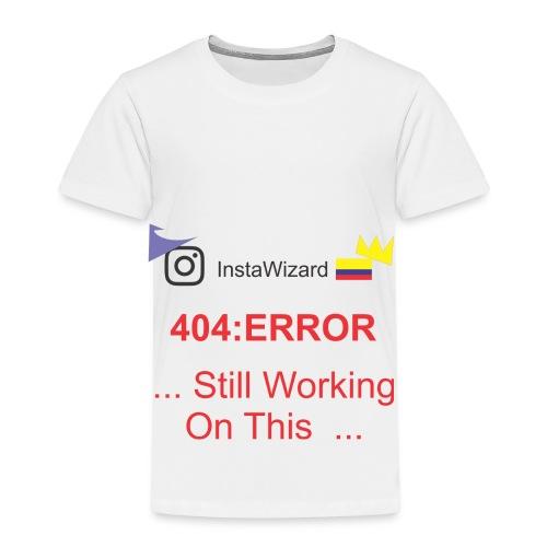 404 - Kids' Premium T-Shirt