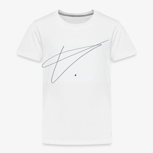 TV Design - Premium T-skjorte for barn
