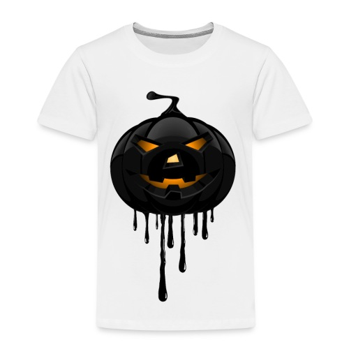 Black Pumpkin - Kids' Premium T-Shirt