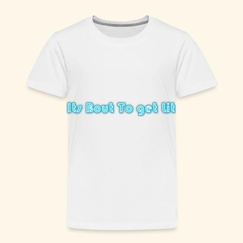 MY SLOGAN - Kids' Premium T-Shirt