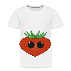Aardbei - Kinderen Premium T-shirt