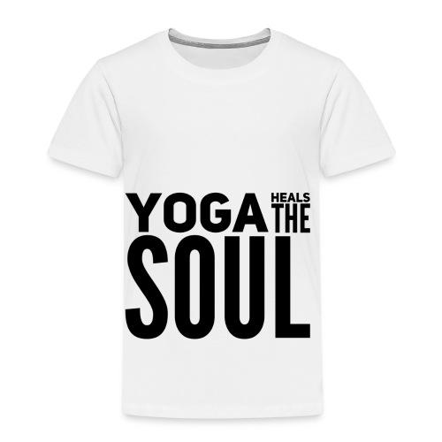 yogalover - Kinderen Premium T-shirt