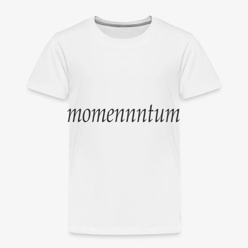 momennntum - Kids' Premium T-Shirt
