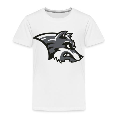 Wolf-Shirt by Noi & weiteren Anonymen Leuten - Kinder Premium T-Shirt
